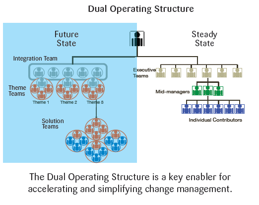 dual operating structure - image